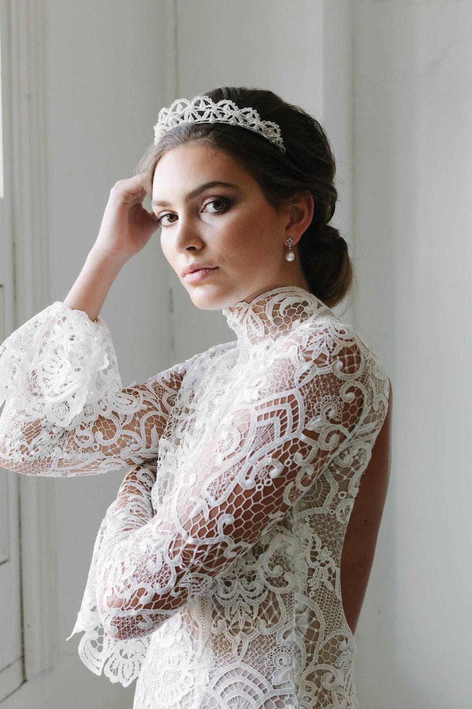 Chantilly Bridal Crown