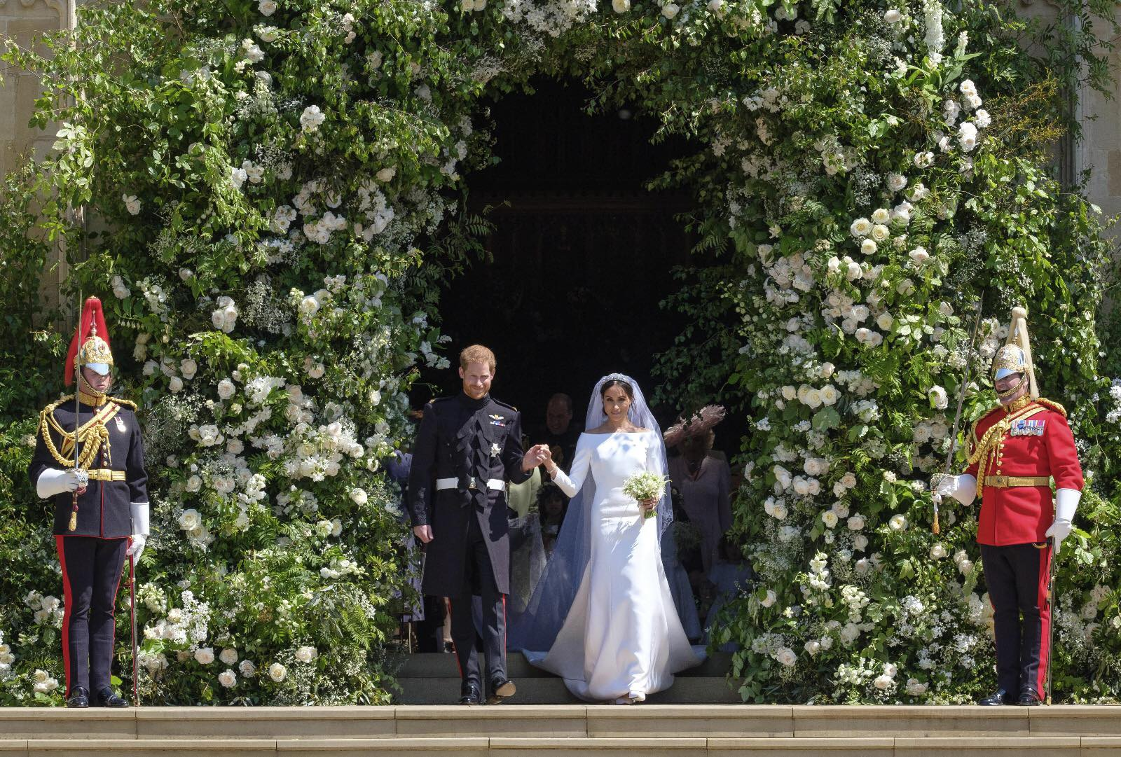 Harry & Meghan Royal Wedding 2018
