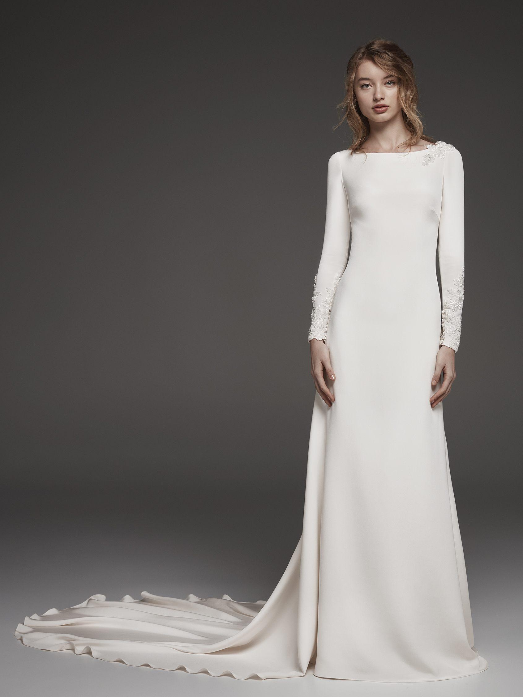 Pronovias Huarte Wedding Dress