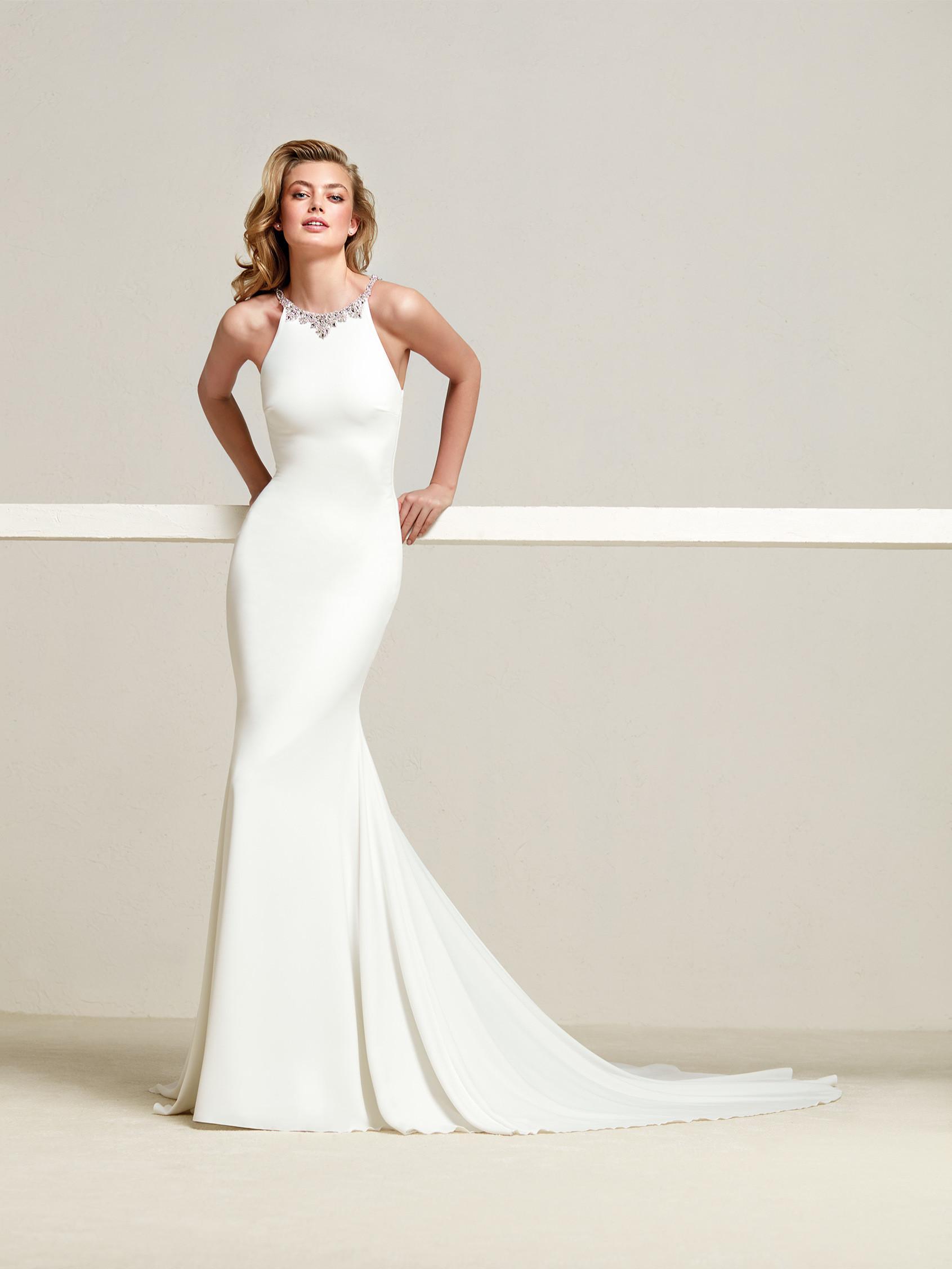 Dreba by Pronovias Wedding Dress