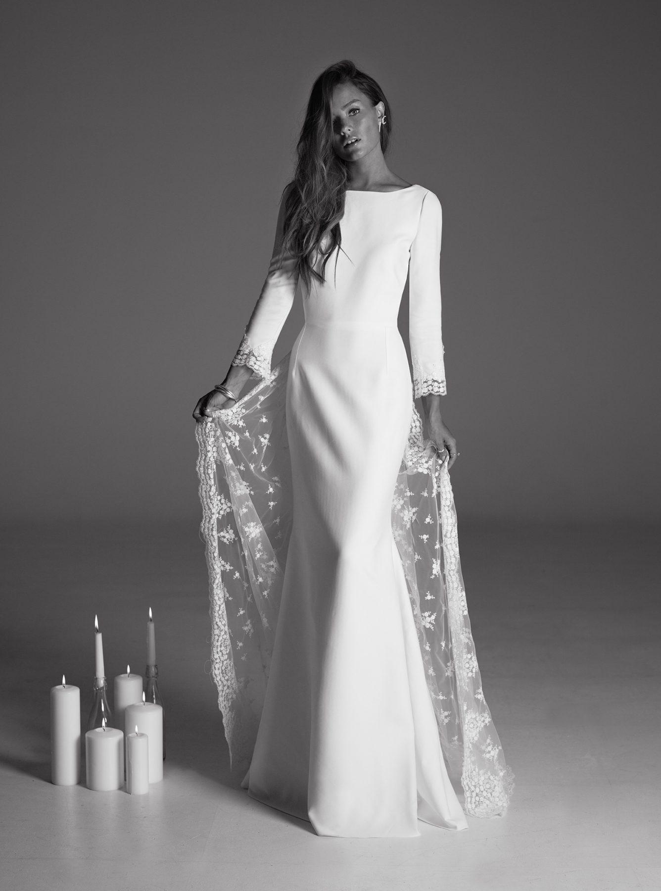 Suki Wedding Dress Rime Adroaky