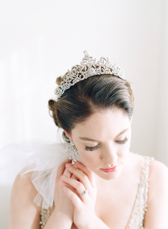 Rowena Bridal Tiara
