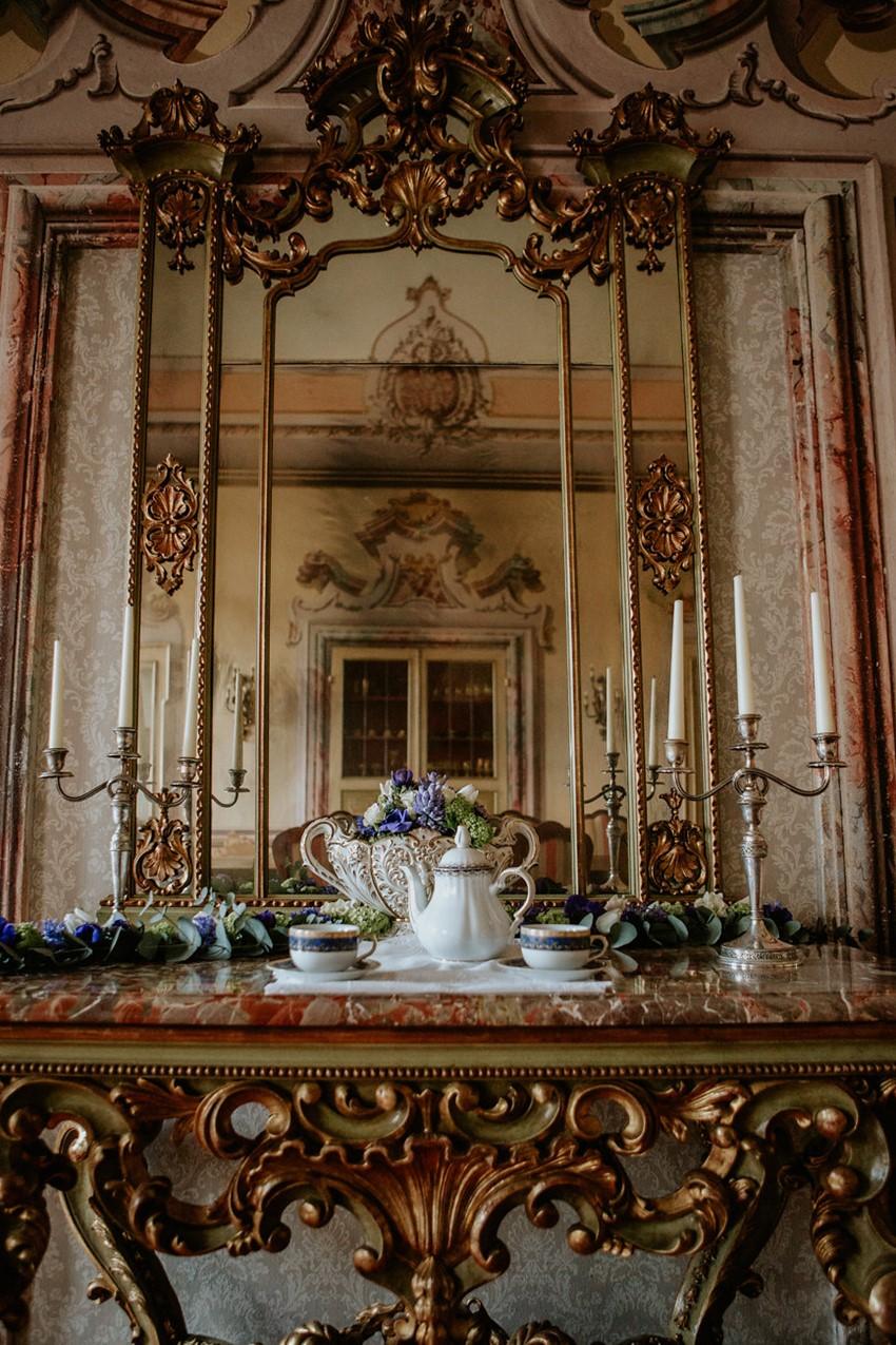 Regency Wedding Decor