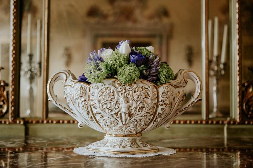 Regency Floral Centerpiece