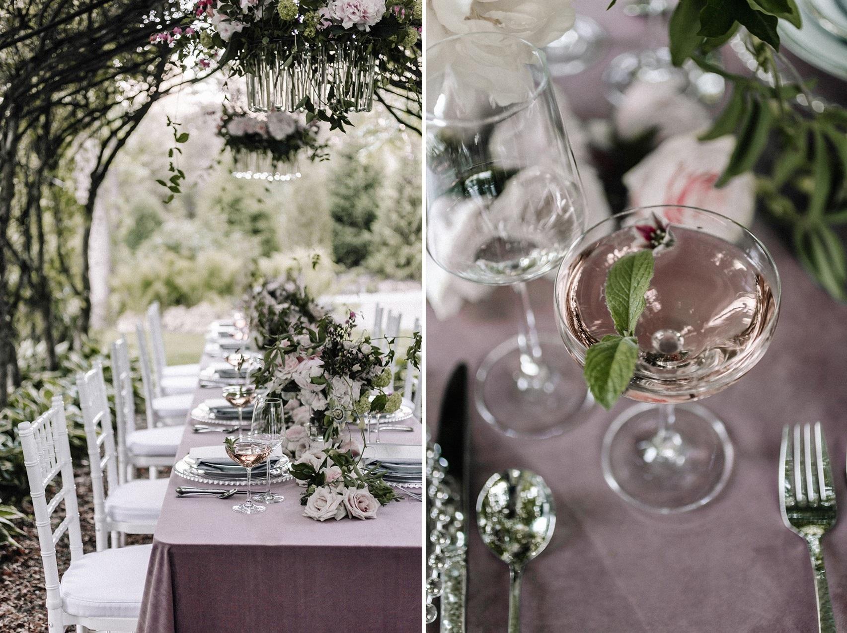 Fairytale Wedding Table