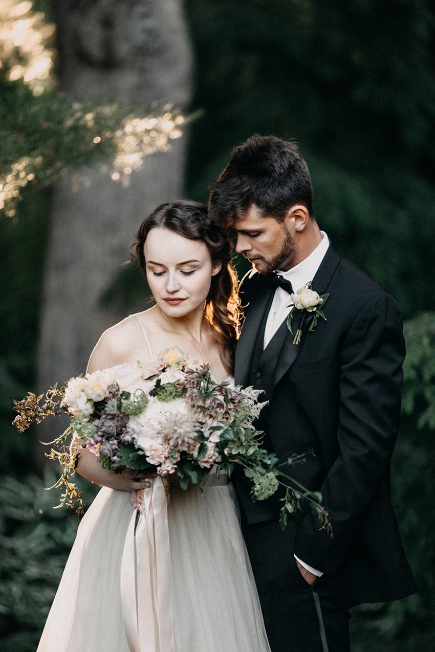 Magical Garden Wedding Inspiration
