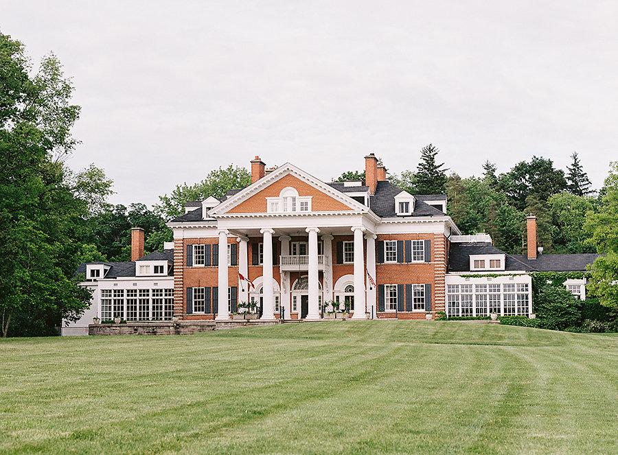 Langdon Hall Wedding Venue