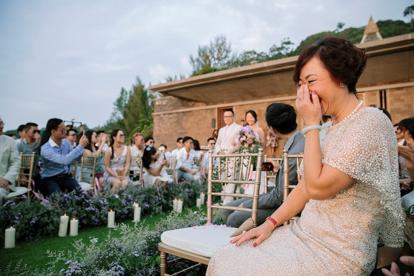 Emotional Phuket Wedding Ceremony