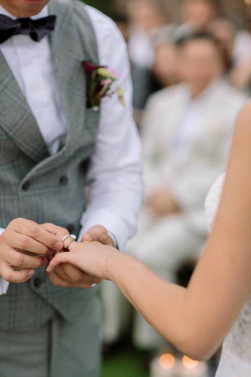 Romantic Phuket Wedding Ceremony