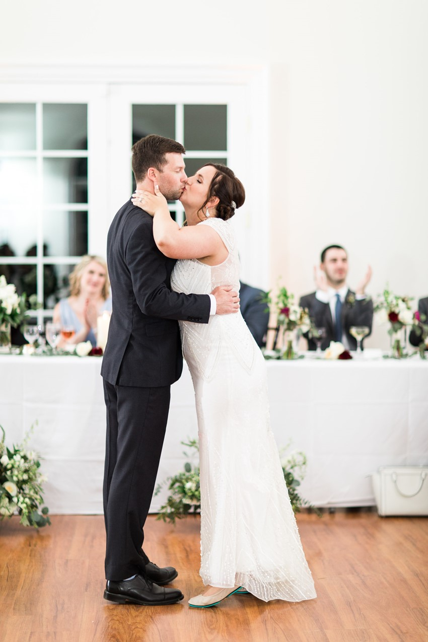 Art Deco Inspired Wedding First Dance