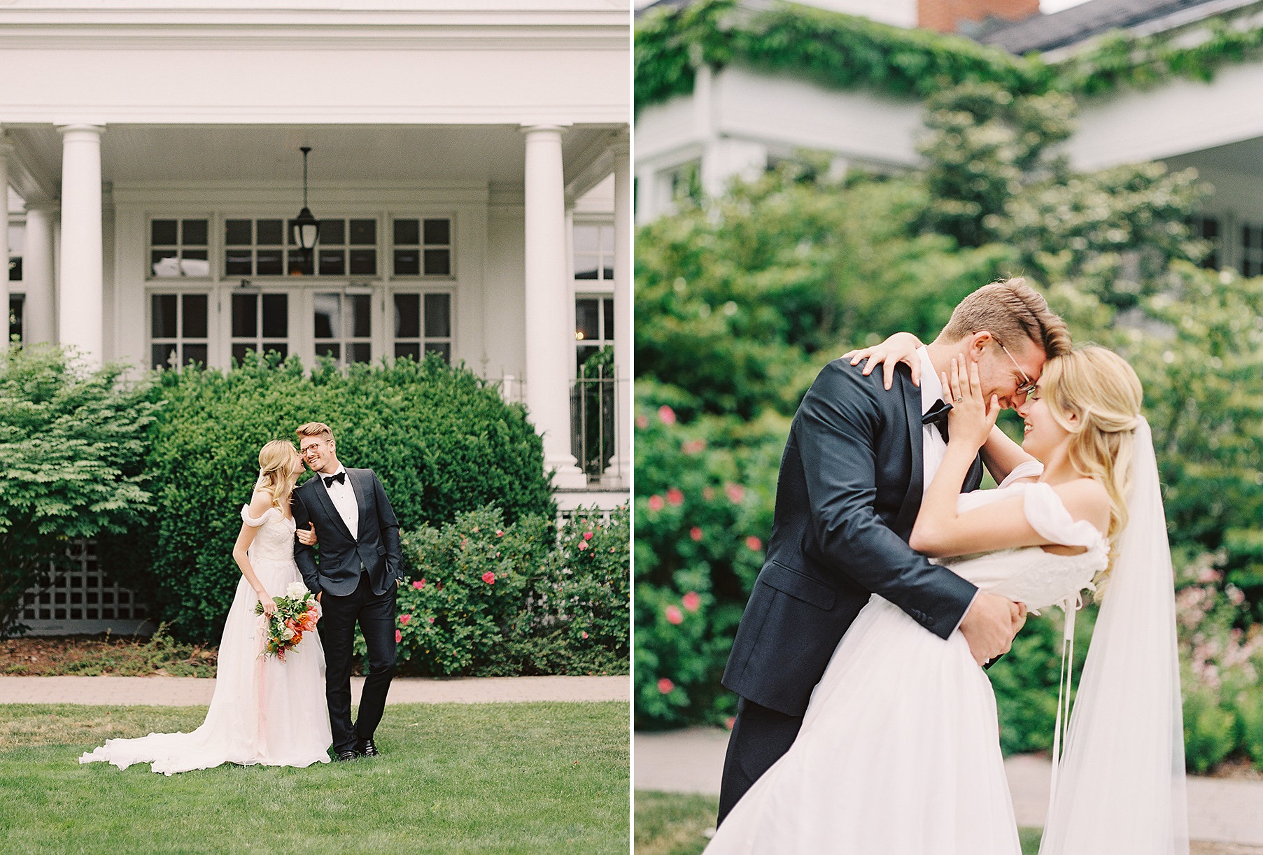 Spring Garden Wedding Inspiration at Langdon Hall
