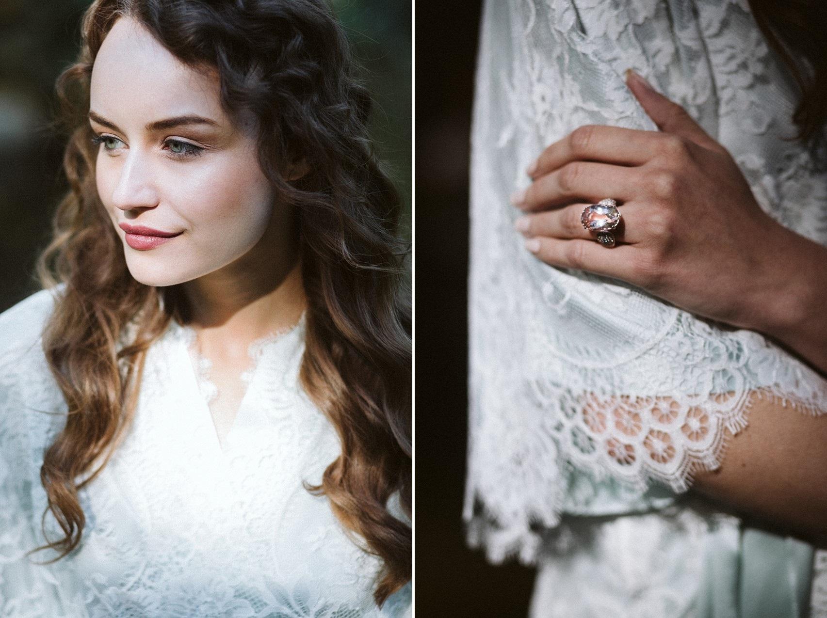 Fairytale Bridal Boudoir