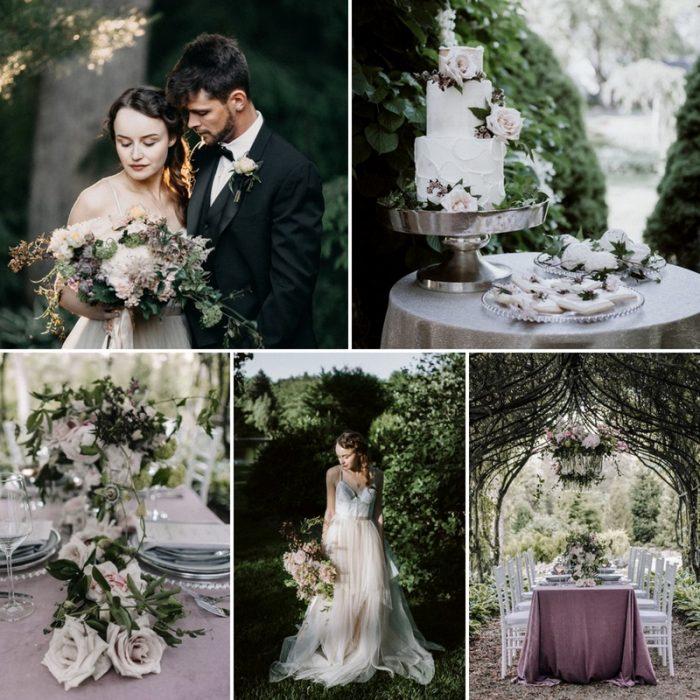 Enchanting Garden Wedding Inspiration