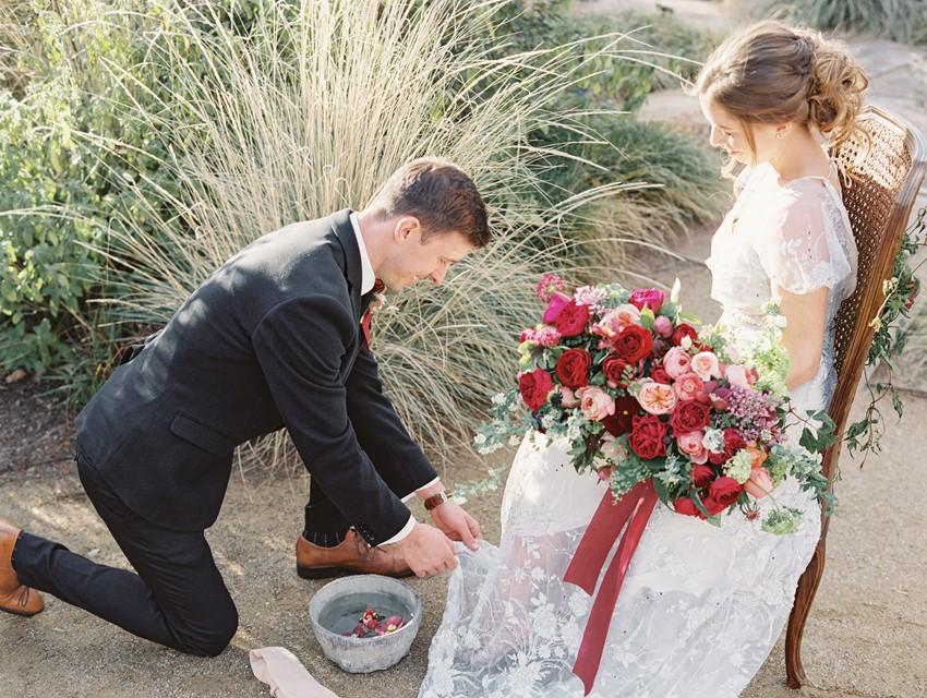 Foot Washing Ceremony