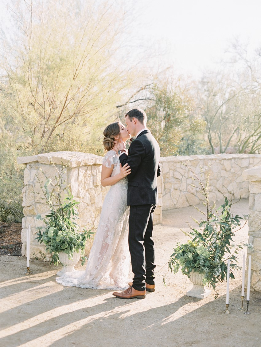 Tuscan Inspired Elopement