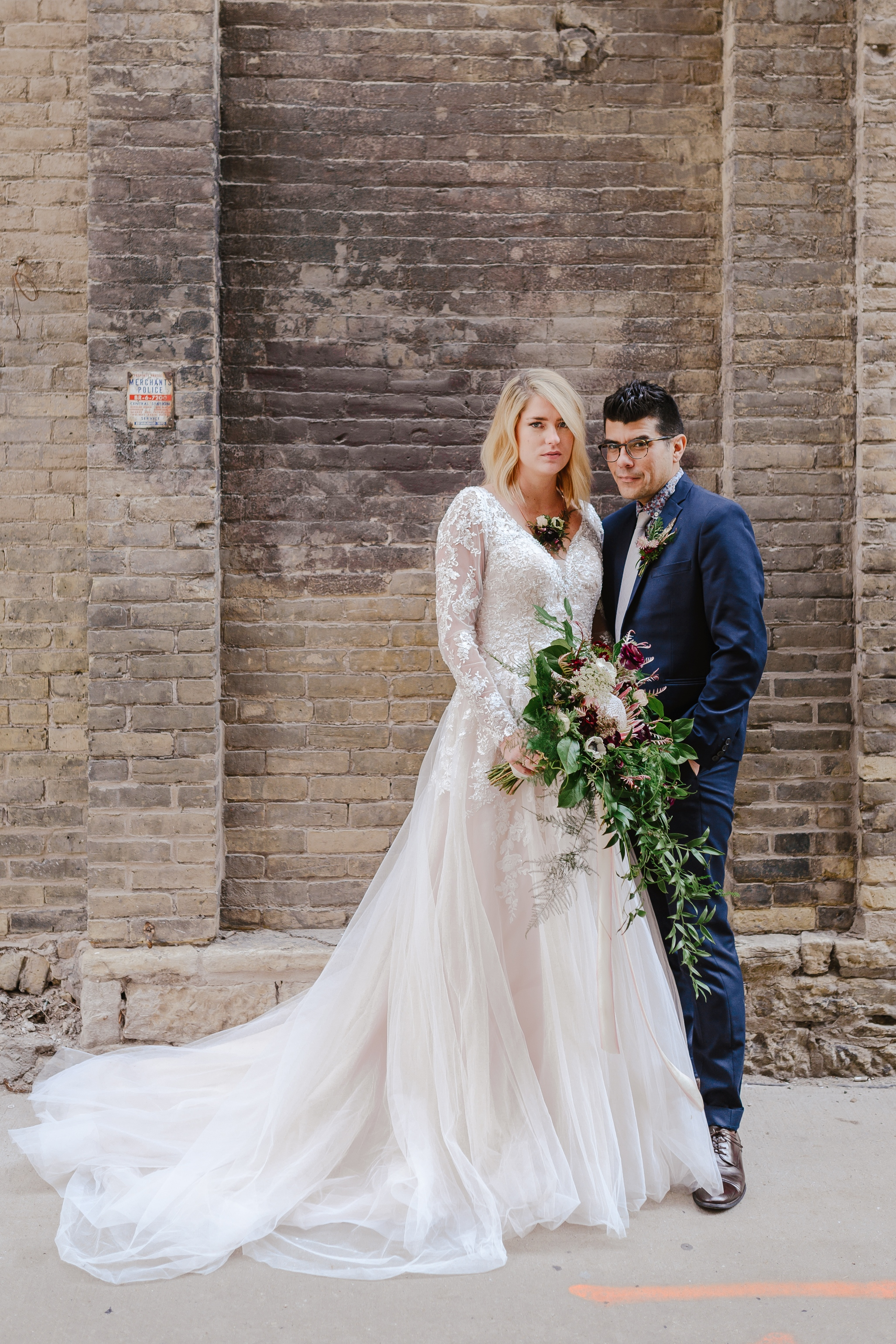 Urban Fairytale Wedding