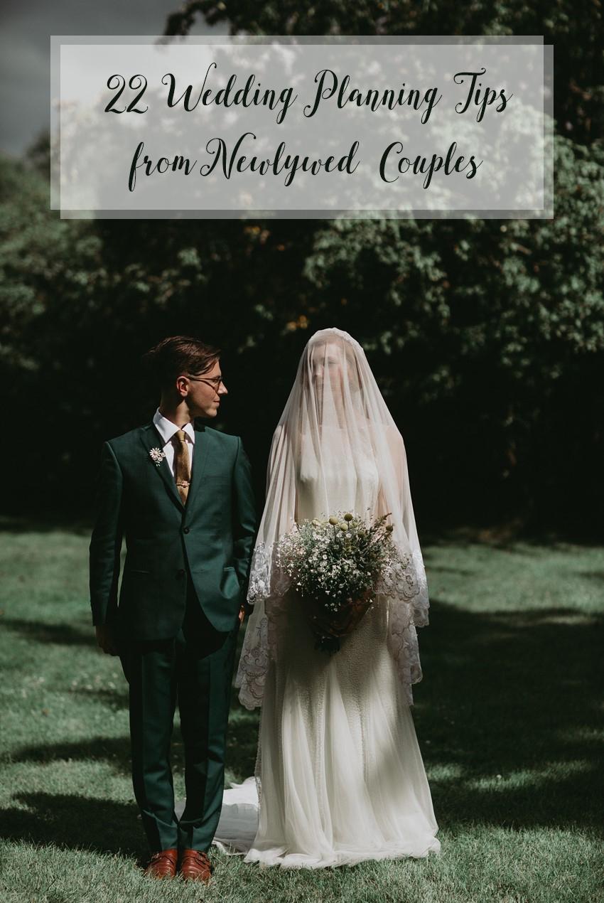 22 Wedding Planning Tips