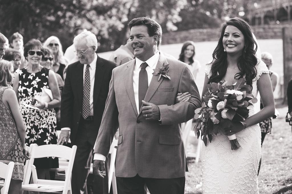 Bride & Father of the Bride
