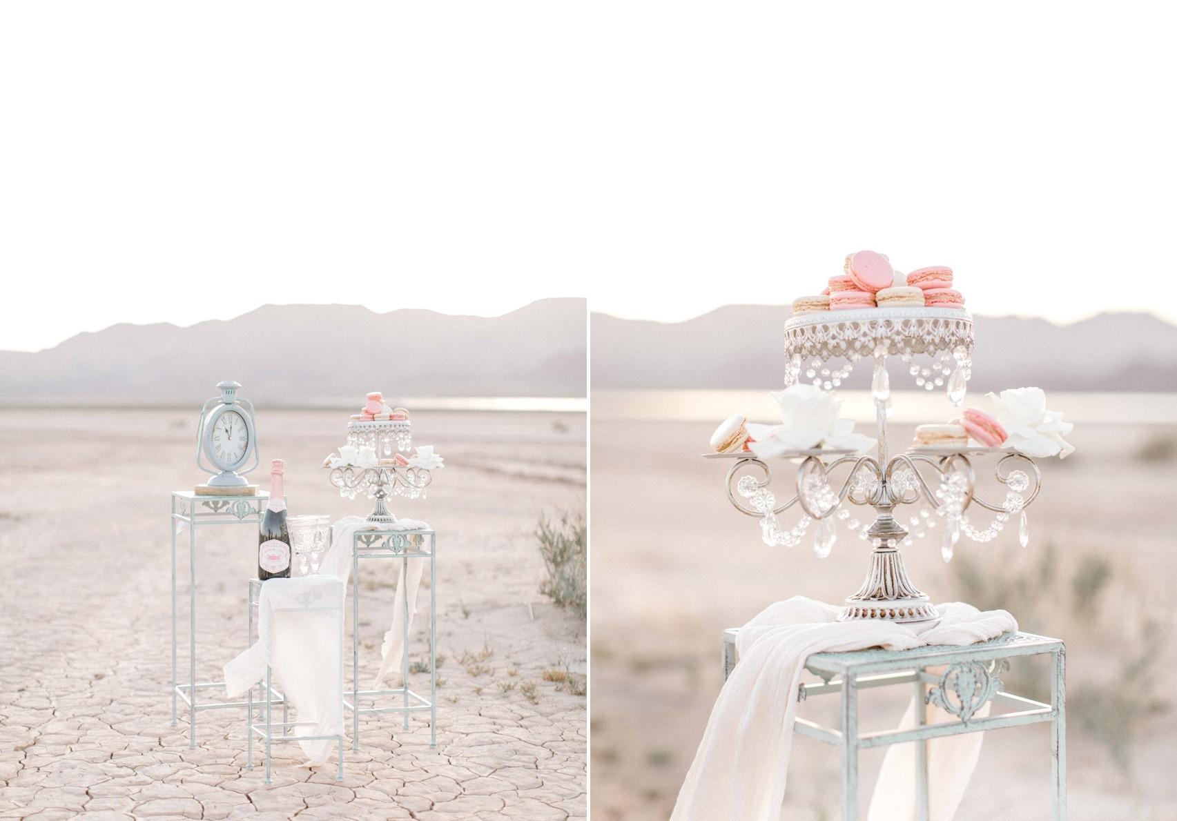 Desert Wedding Desserts