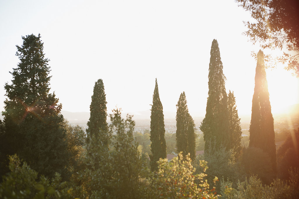 Tuscan Elopement