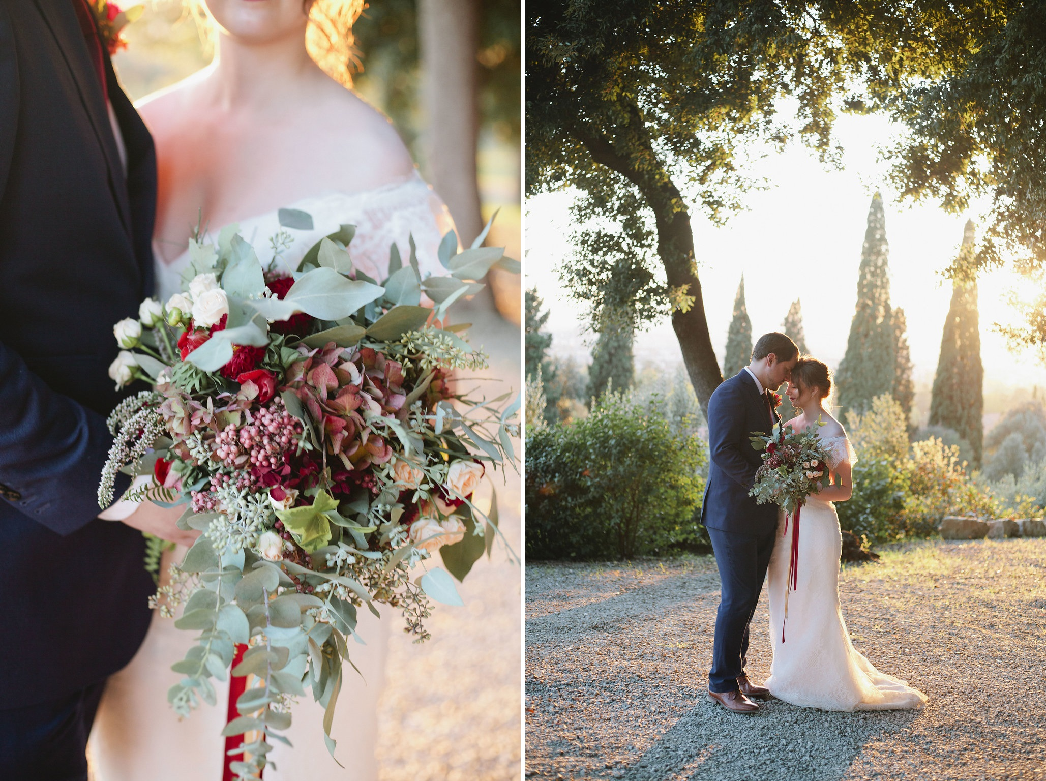 Romantic Tuscan Elopement