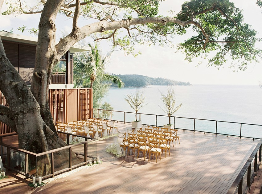 Phuket Destination Wedding Ceremony