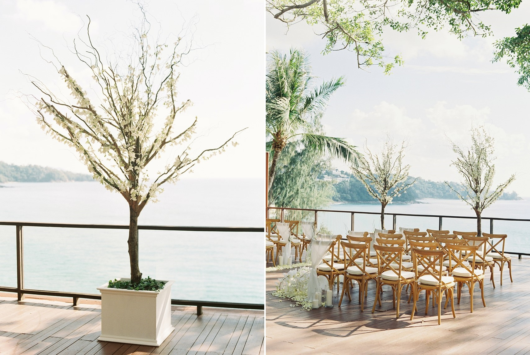 Phuket Destination Wedding Ceremony Decor