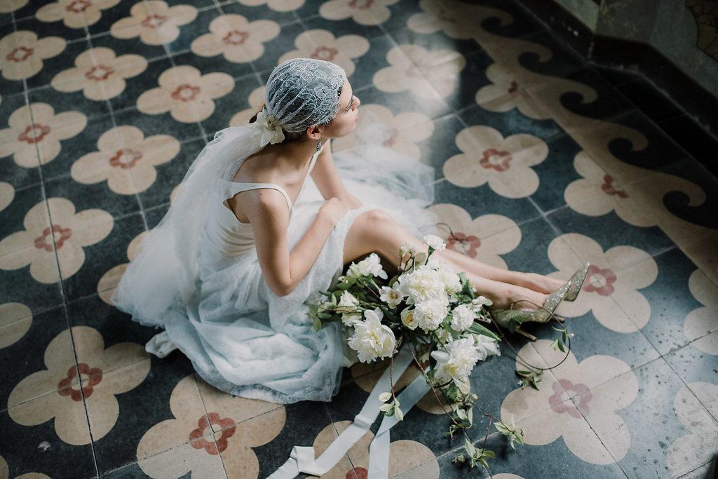 Vintage Fine Art Bride