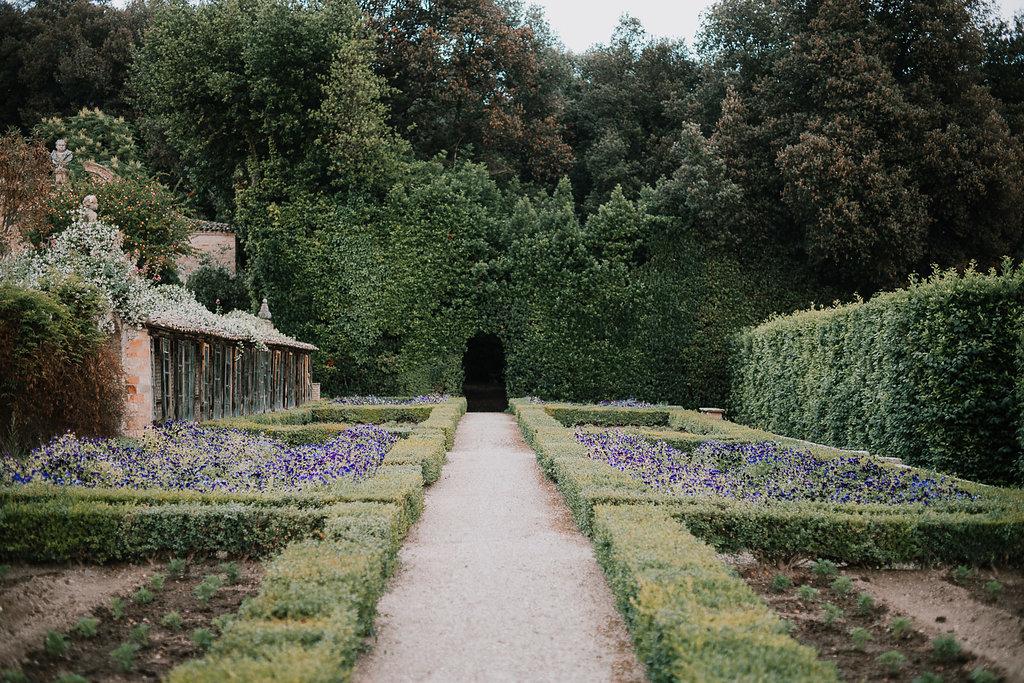 Italian Villa Garden
