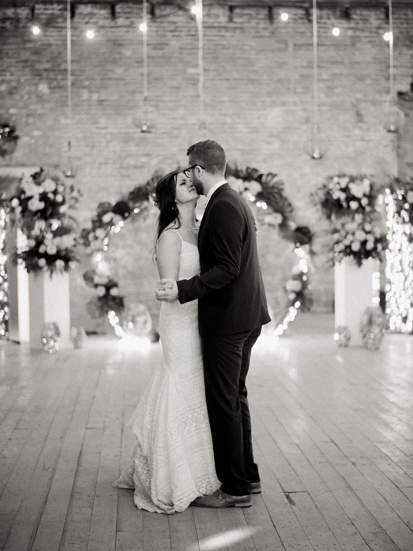 First Dance Wedding Photos