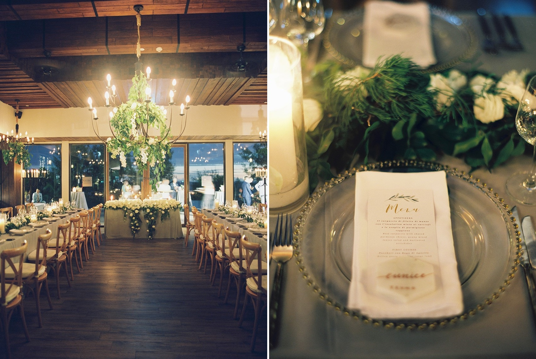 Phuket Destination Wedding Reception