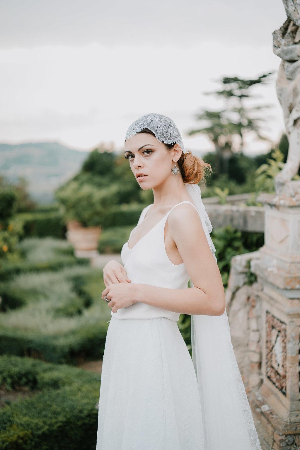 Fine Art Vintage Bride