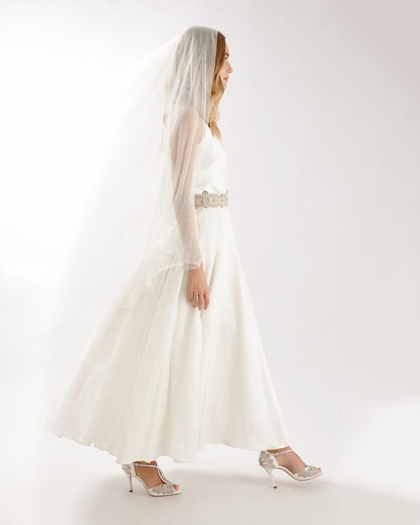 Emmy London Cinderella Bridal Shoes