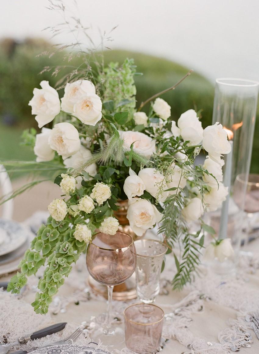 Glam Wedding Centerpiece