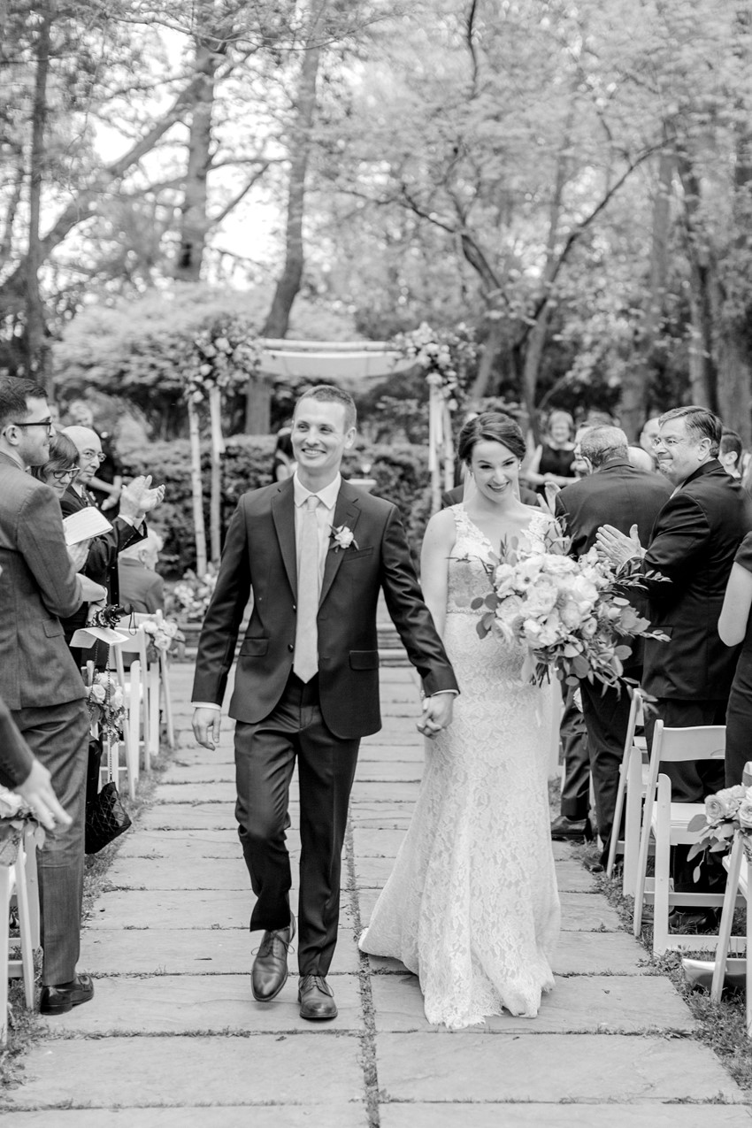 Black & White Wedding Photos