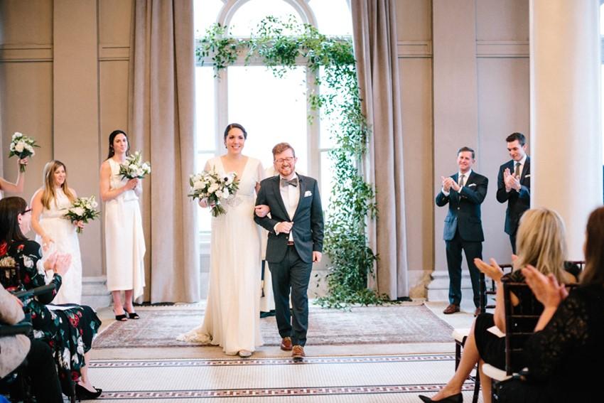 Classic Timeless Wedding Ceremony