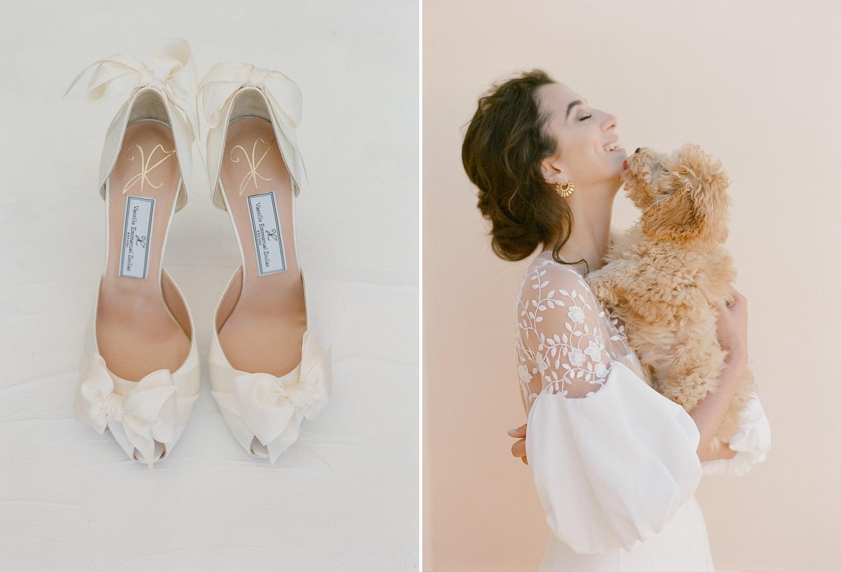 Wedding Puppy