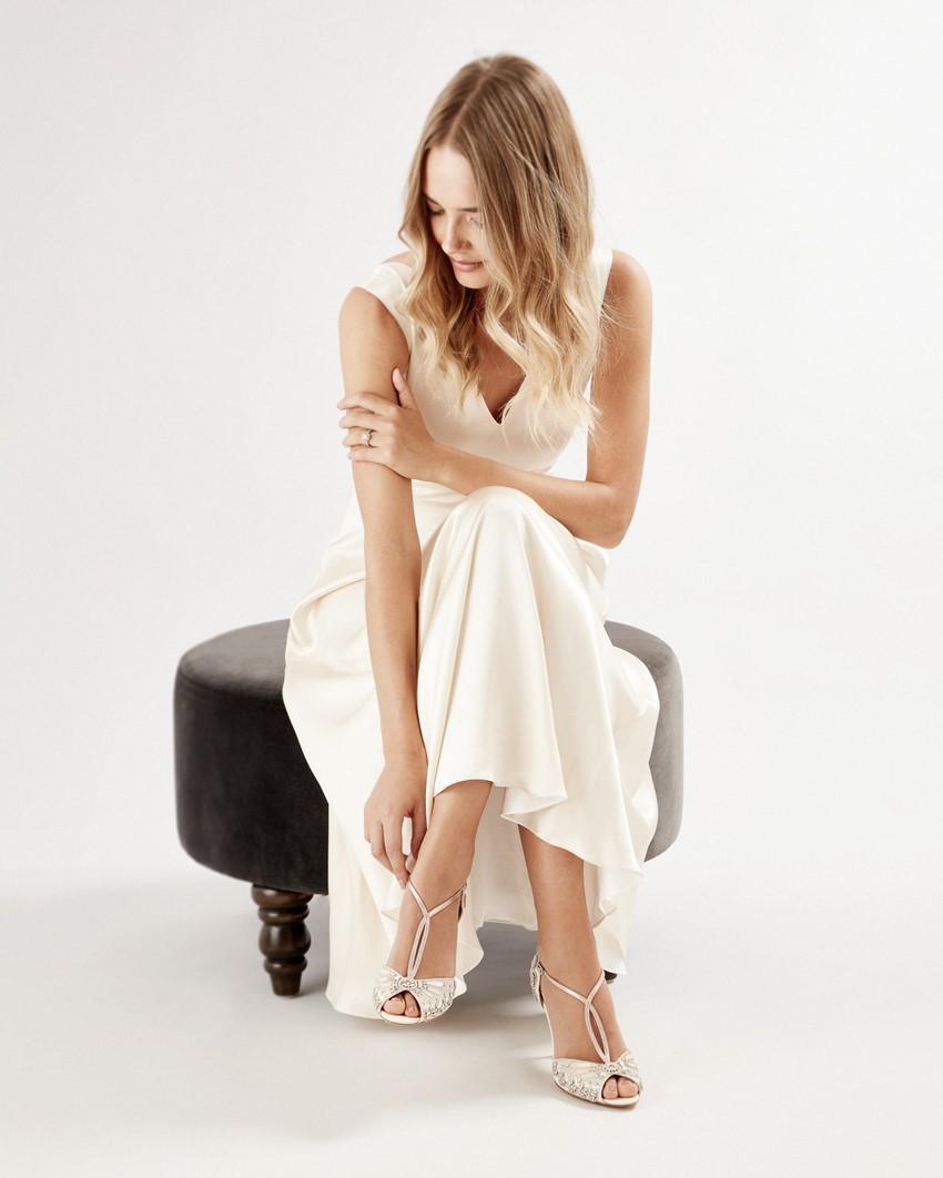 Francesca Emmy London Bridal Shoes