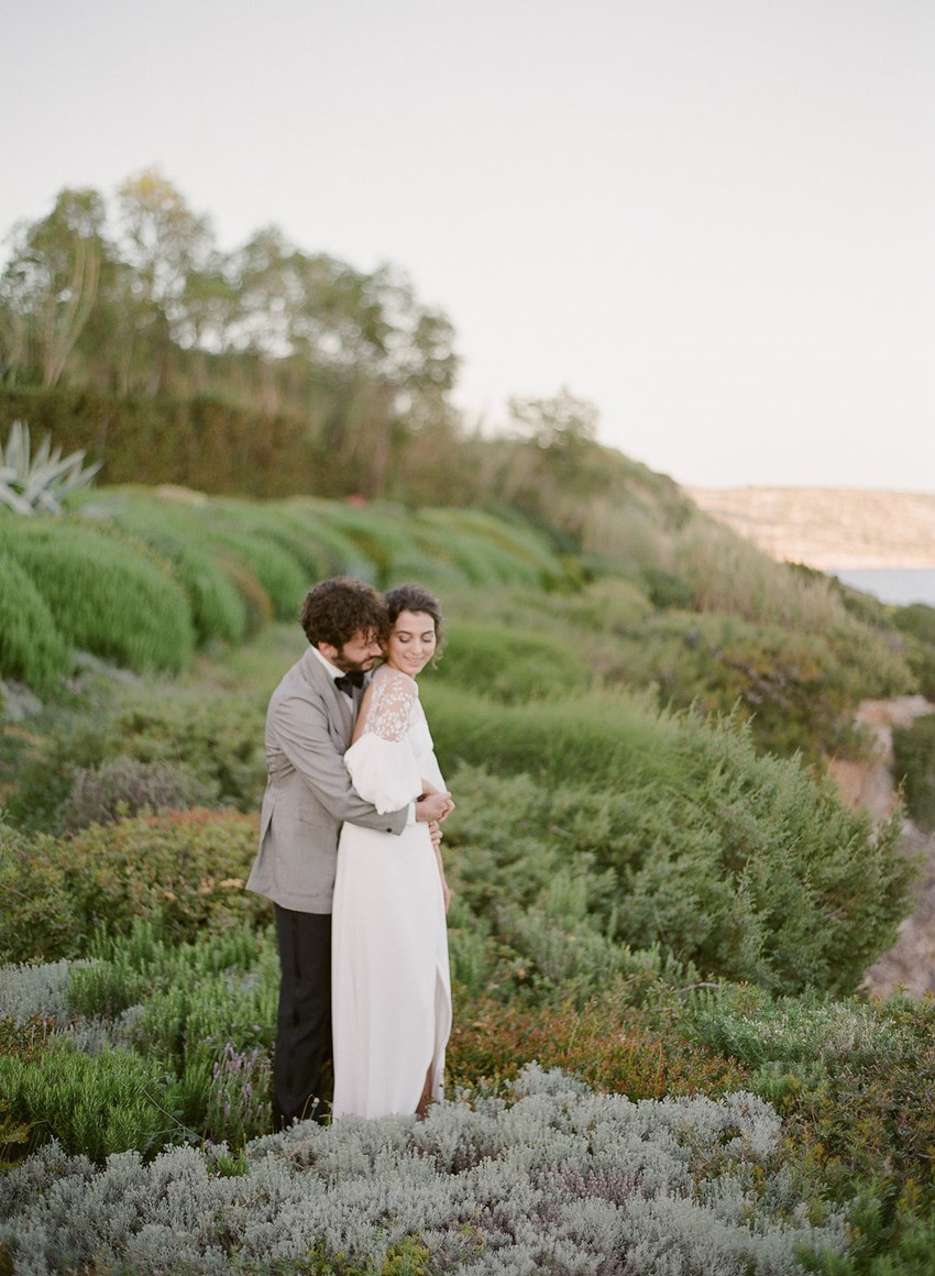 Greek Island Wedding Inspiration