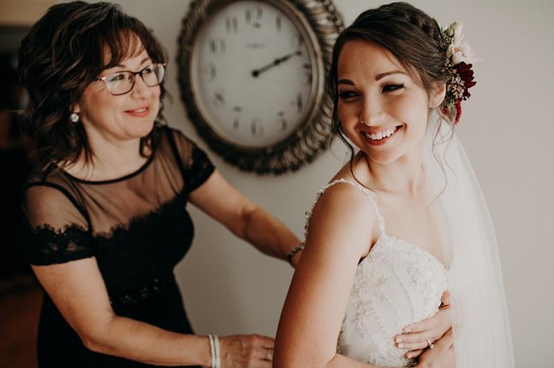 Bride & Mother of the Bride