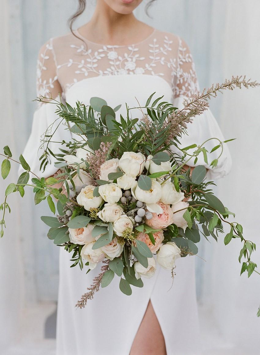 Statement Bridal Bouquet