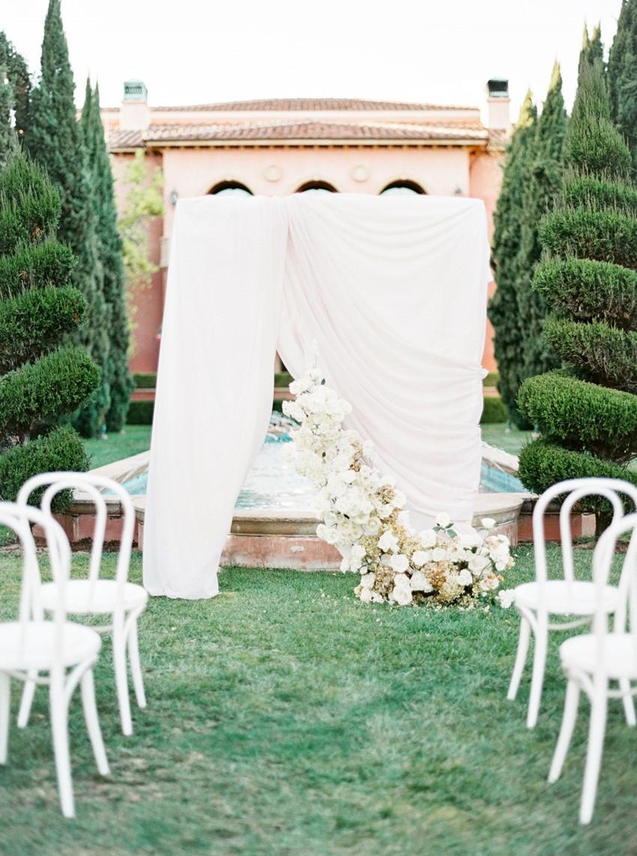 Grand Del Mar Wedding Ceremony