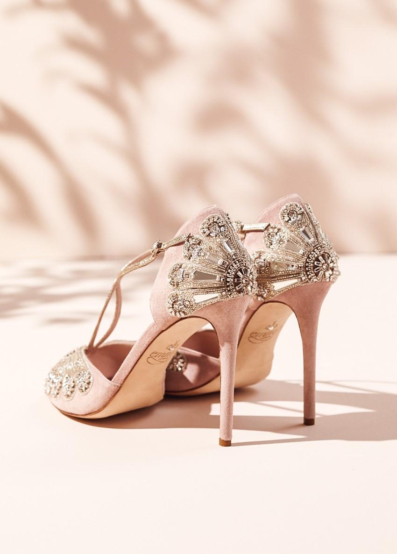 Emmy London - Arabella Bridal Heels