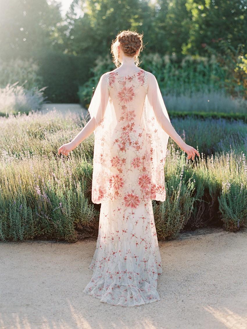 Modern Vintage Fall Bride