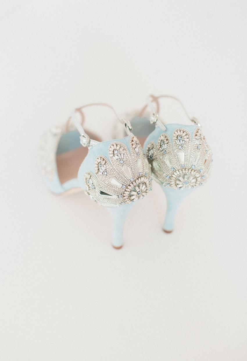 Emmy London - Bluebell Bridal Shoes