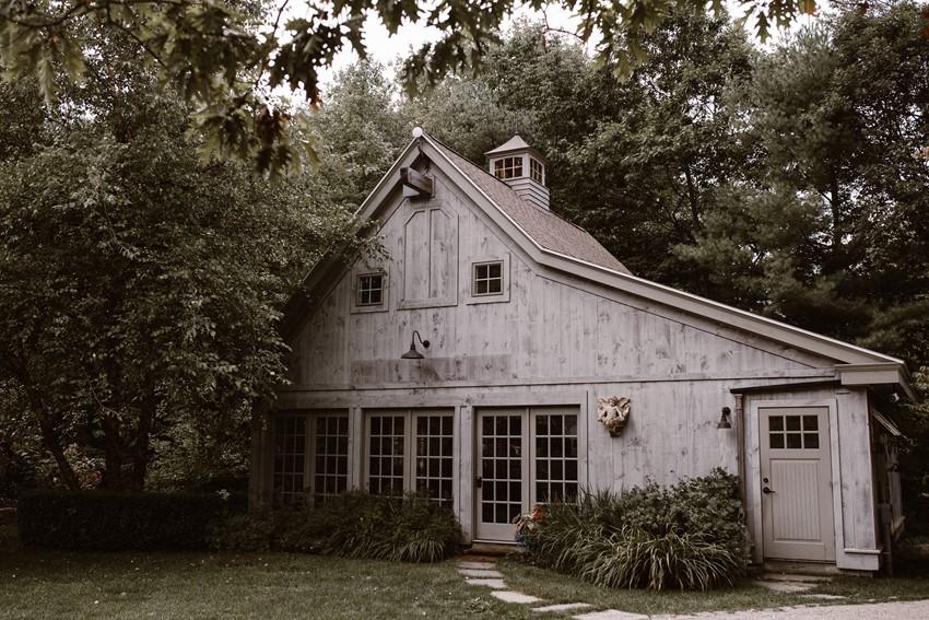Hidden Pond, Maine Wedding Venue