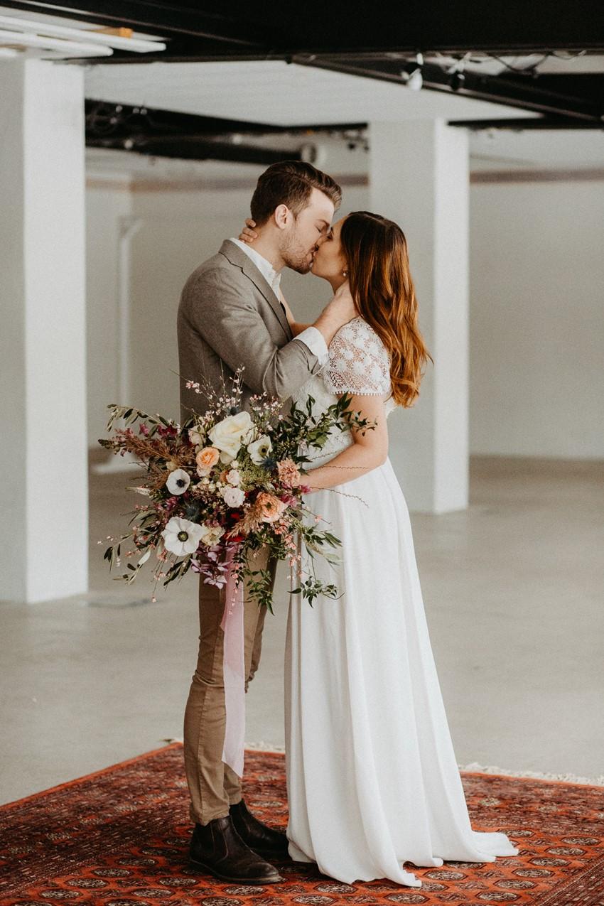 Scandinavian Fall Wedding Inspiration