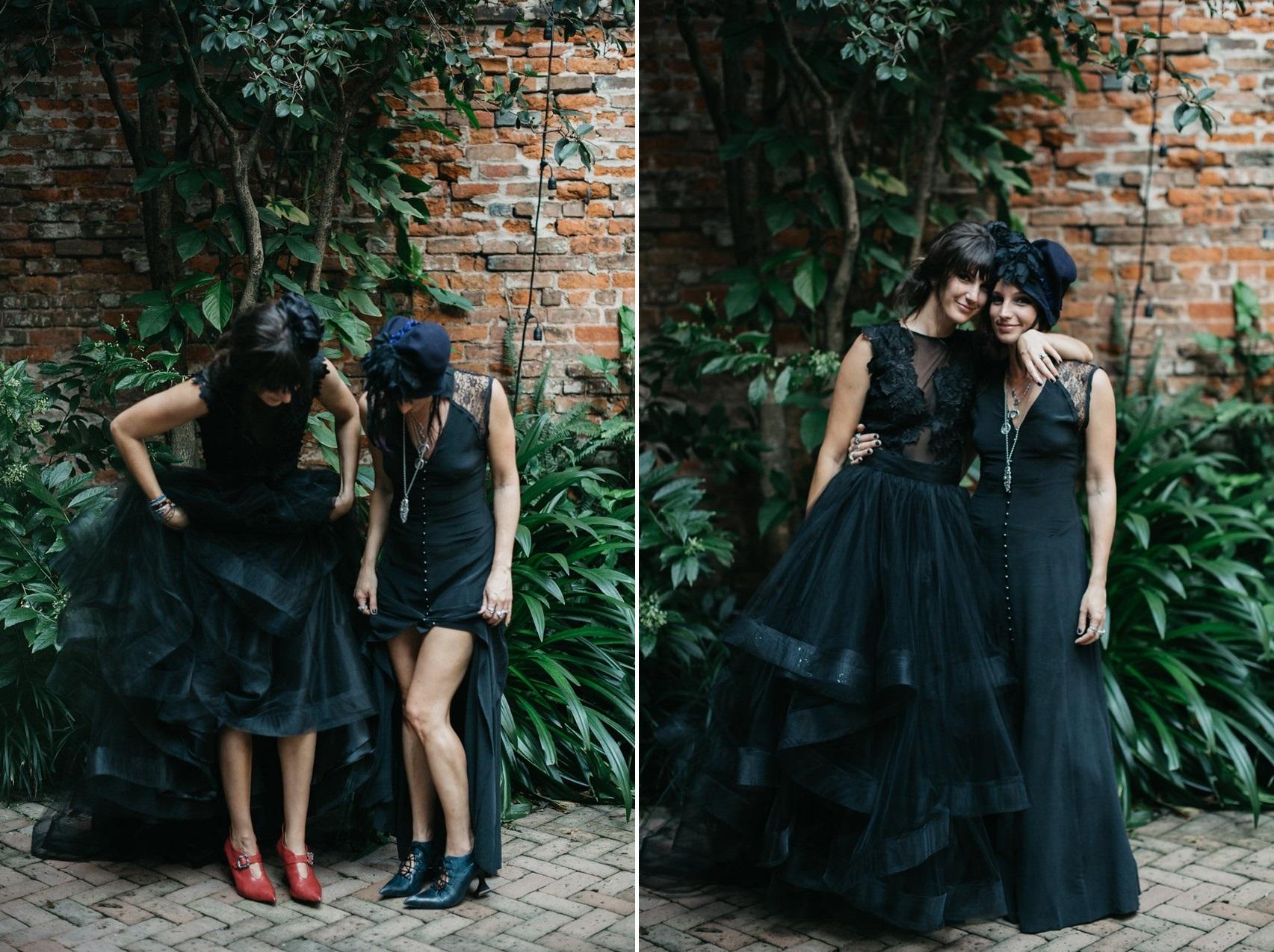 Gothic Victorian Inspired Wedding