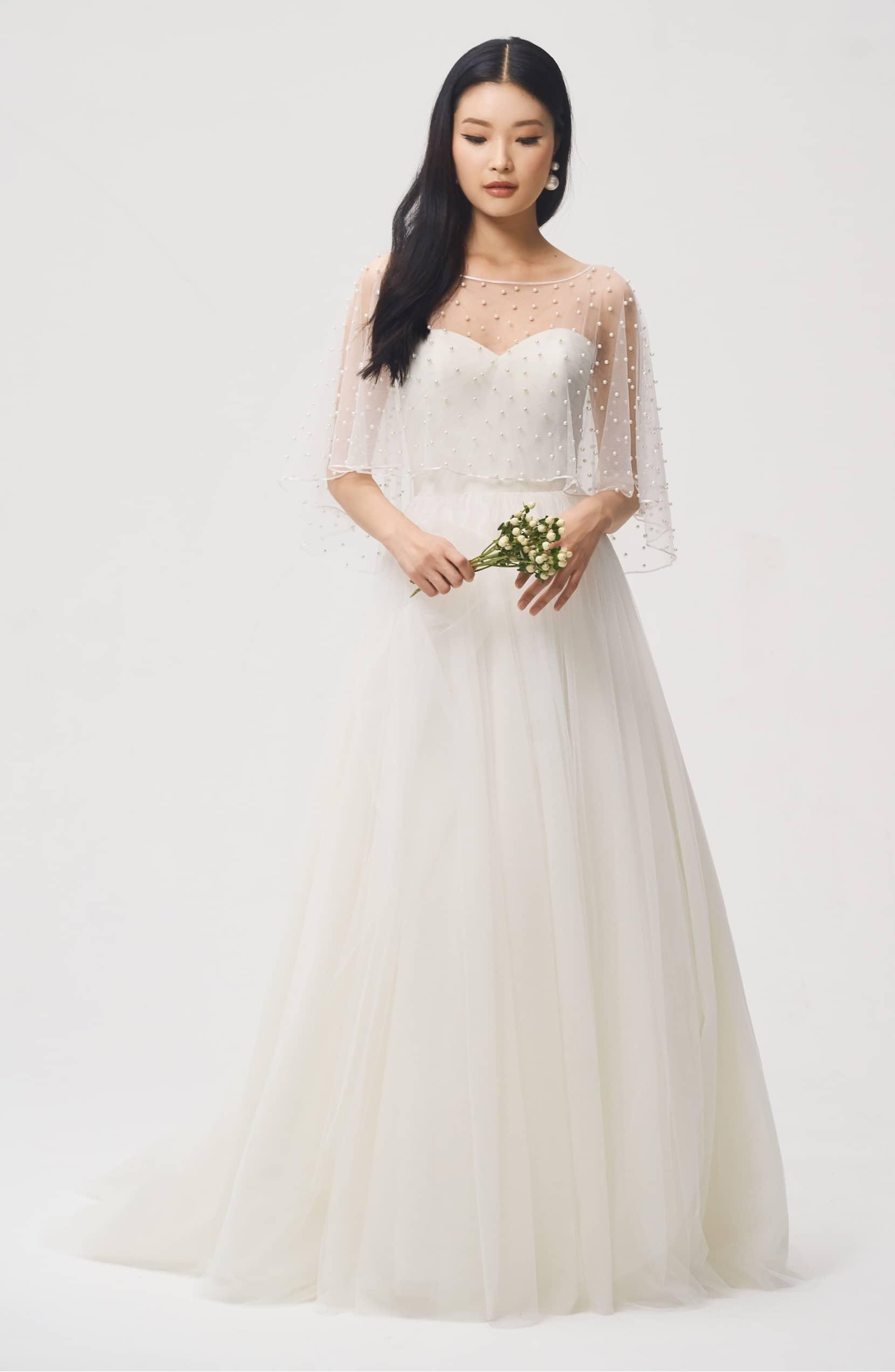 Jenny Yoo Fiona Bridal Topper