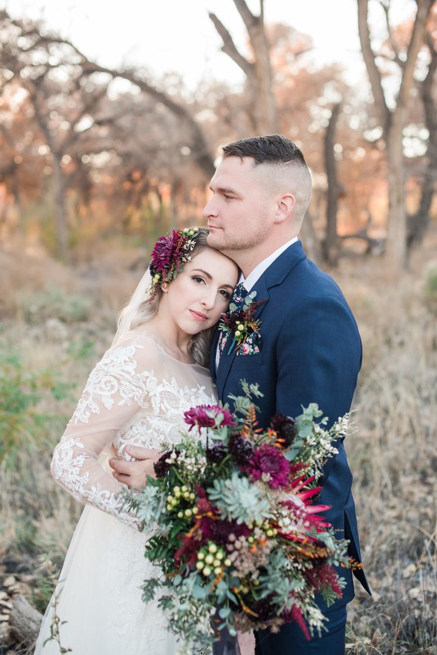 Fuchsia Wedding Inspiration